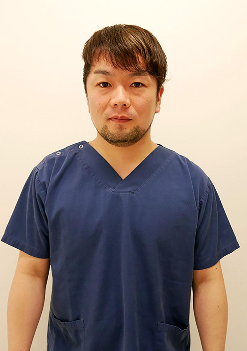 松田 淑伸 医師(常勤)